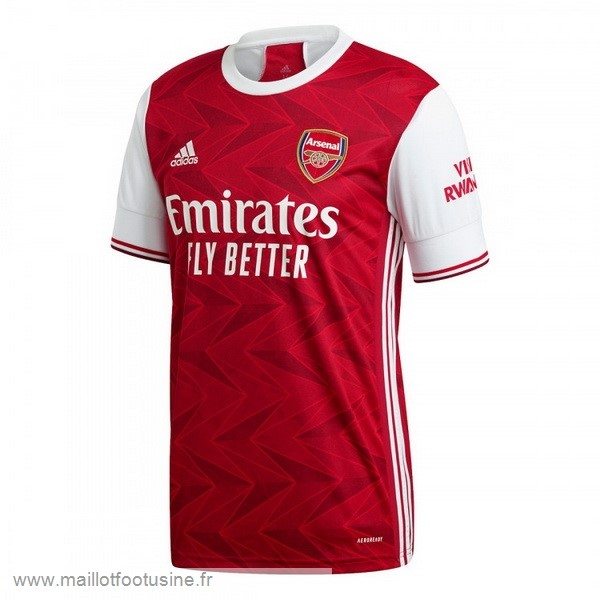 Domicile Maillot Arsenal 2020 2021 Rouge Discount