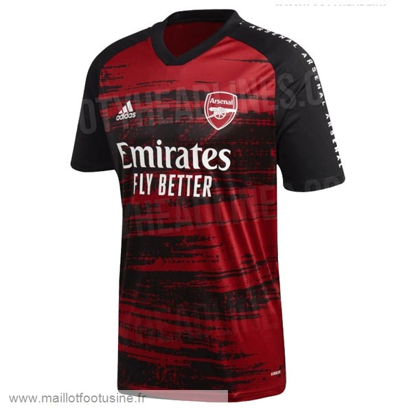 Pre Match Maillot Arsenal 2020 2021 Rouge Discount