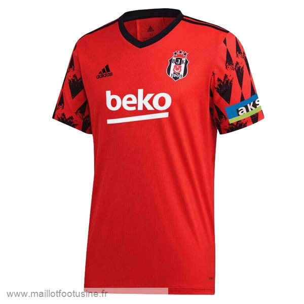 Third Maillot Besiktas JK 2020 2021 Rouge Discount