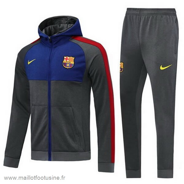 Survêtements Barcelone 2020 2021 Gris Discount