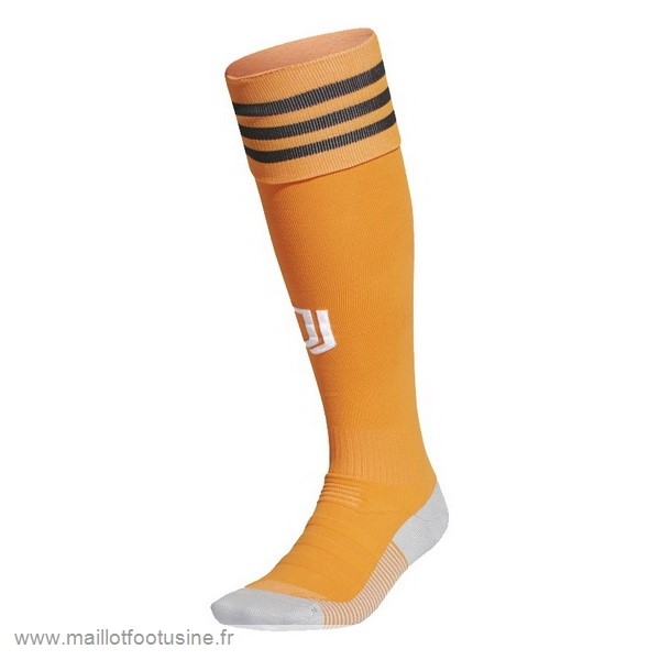 Third Chaussette Enfant Juventus 2020 2021 Orange Discount