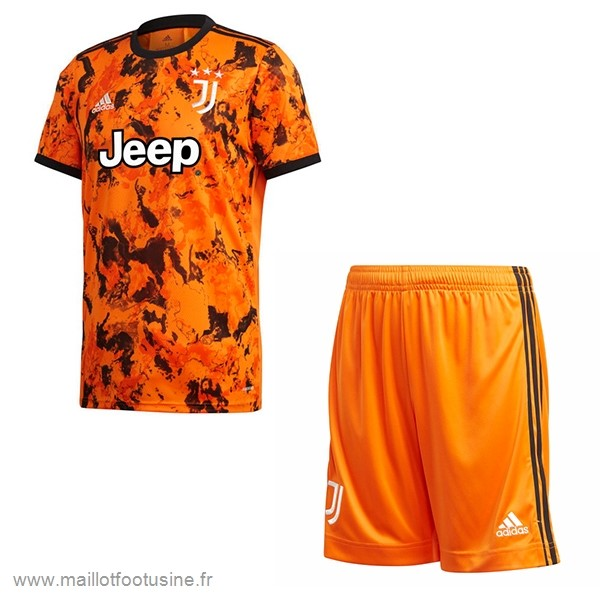 Third Conjunto De Enfant Juventus 2020 2021 Orange Discount