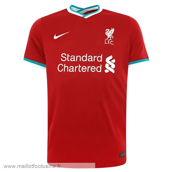Domicile Maillot Liverpool 2020 2021 Rouge Discount