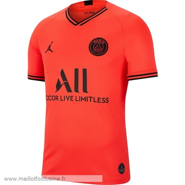 Exterieur Maillot Femme Paris Saint Germain 2019 2020 Orange Discount