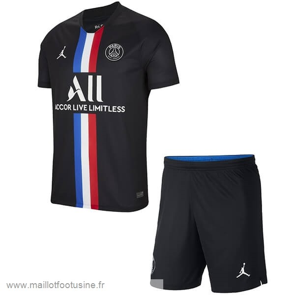 Third Conjunto De Enfant Paris Saint Germain 2019 2020 Noir Discount