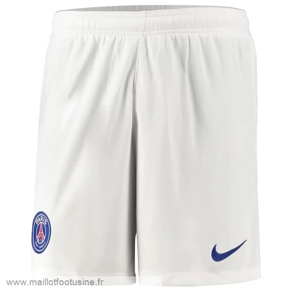 Exterieur Pantalon Paris Saint Germain 2020 2021 Blanc Discount