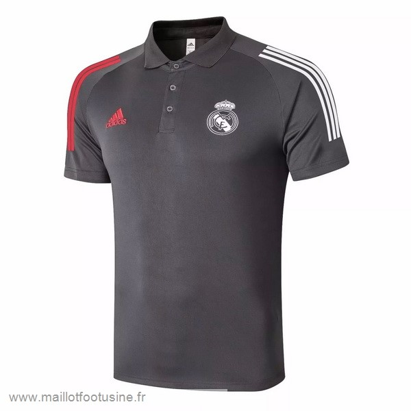 Polo Real Madrid 2020 2021 Marron Discount