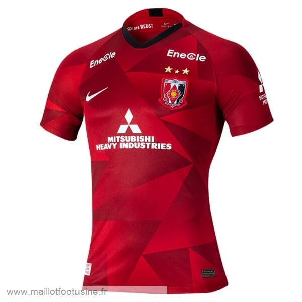 Domicile Maillot Urawa Red Diamonds 2020 2021 Rouge Discount